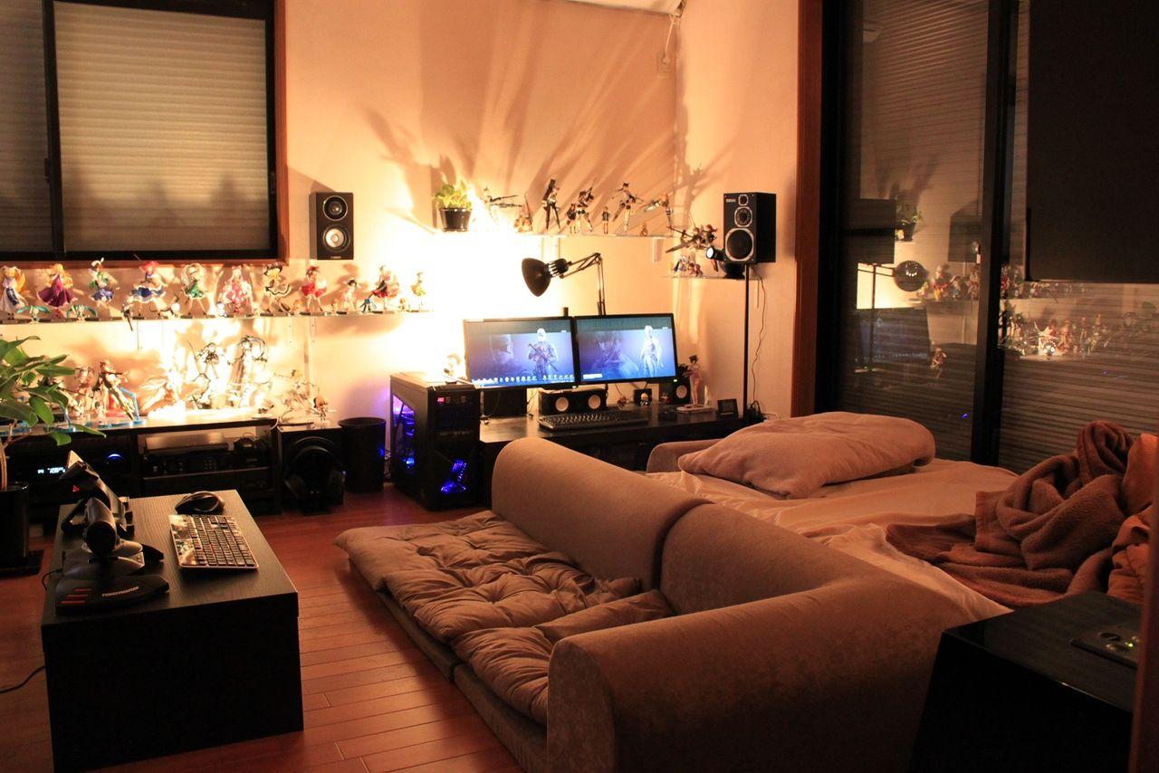 Bedroom Fairy Lights 【部屋晒し】5月の部屋うpスレ2 おしゃれな部屋 参考画像まとめ 厳選1084枚 「上手な空間・部屋づくり