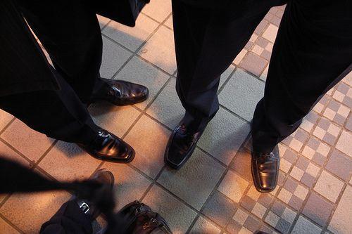 【悲報】ゆとり社員が5万円のスーツを着てたことが判明