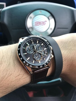 シチズンのちょっと良い腕時計買ったんだけどカッコイイかな?(※画像あり)
