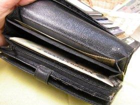 長財布(OL主婦3)