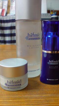 スキンケアは泡洗顔をやめてヒフミド使用