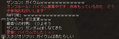 バイウムまとめ(ガイウム?)2