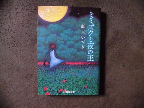 藍沢篠の書架 #20 ~ 紅玉いづきさん「ミミズクと夜の王」