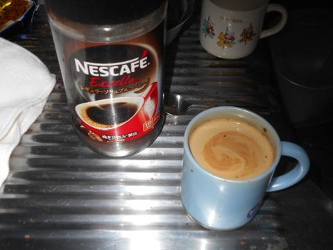 藍沢と弟とコーヒー