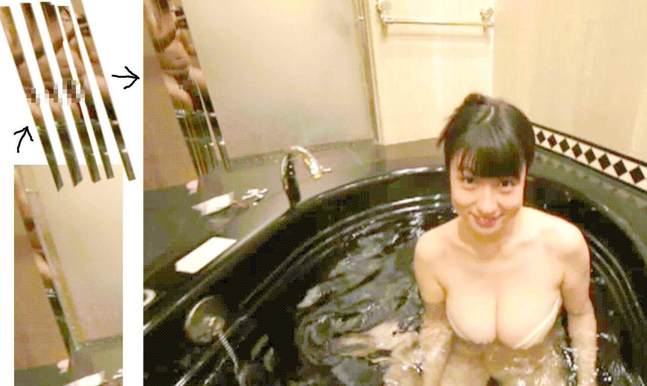 グラドルの「滝沢乃南」イメージビデオに彼氏のチンコが映っていたため引退…‼