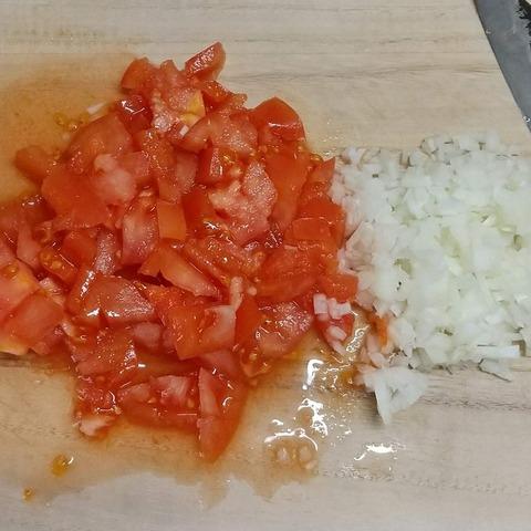 さわらのポワレ~トマトソース仕立て~ (3)