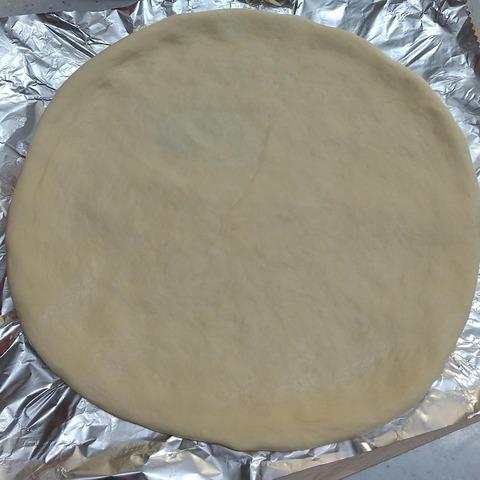 手作りピザ (10)