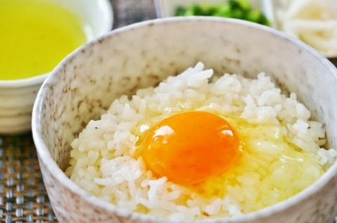 卵がけご飯