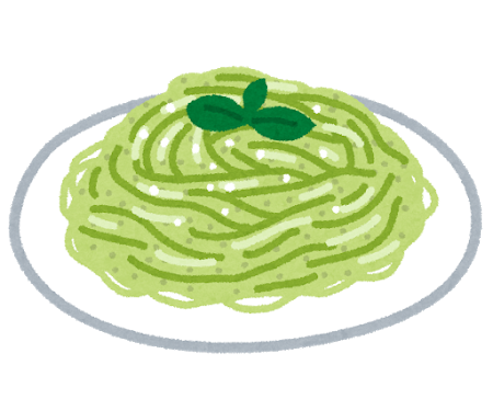 food_spaghetti_genovese