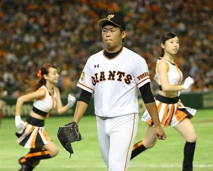 巨人・田口「勝ち投手に自身ニキ 勝ち方を教えてクレメンス」