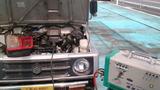 ガス回収機