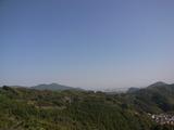 葉梨からの眺望