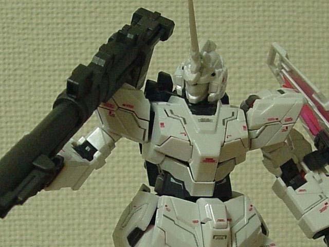 ろろの屋根裏暮らし』 : SUPER HCM Pro RX-0 UNICORN GUNDAM