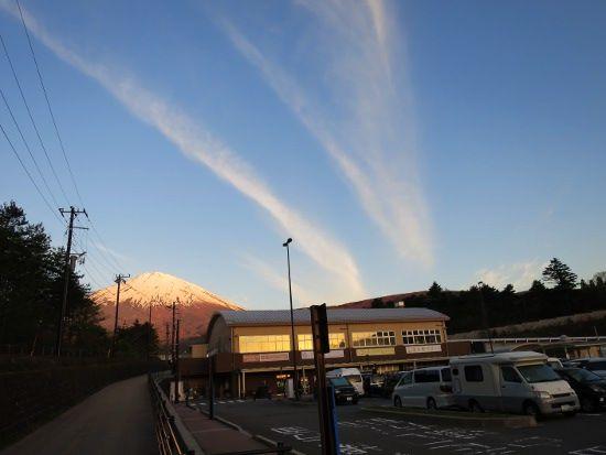 道の駅すばしり富士山
