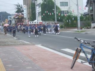 渋川山車祭り