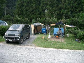 キャンプ写真4