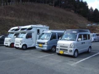 ゆうパーク駐車場