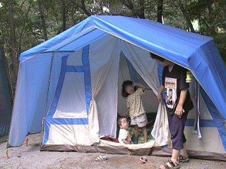 キャンプ0