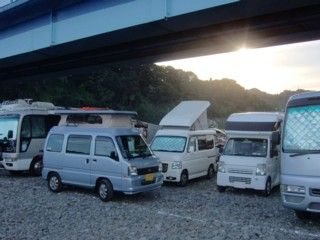 高田橋花火1