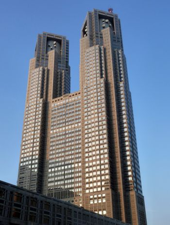 2011.3.4><br> &lt;東京マラソン スタート地点 東京都庁&gt;<br> <noscript><a href=