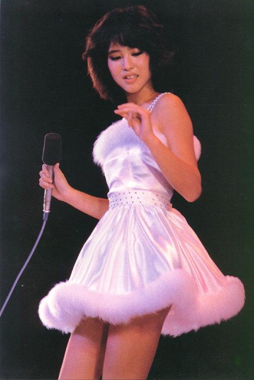 松田聖子さんのコスチューム