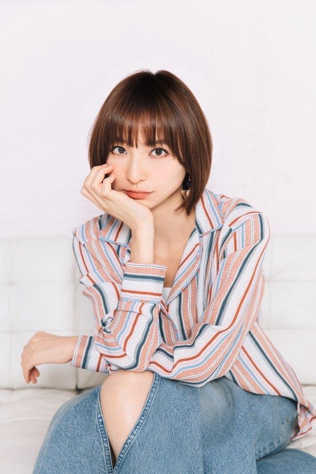 【美神】元AKB48で女優の篠田麻里子が第1子女児出産を報告「新しい命の誕生に感謝」