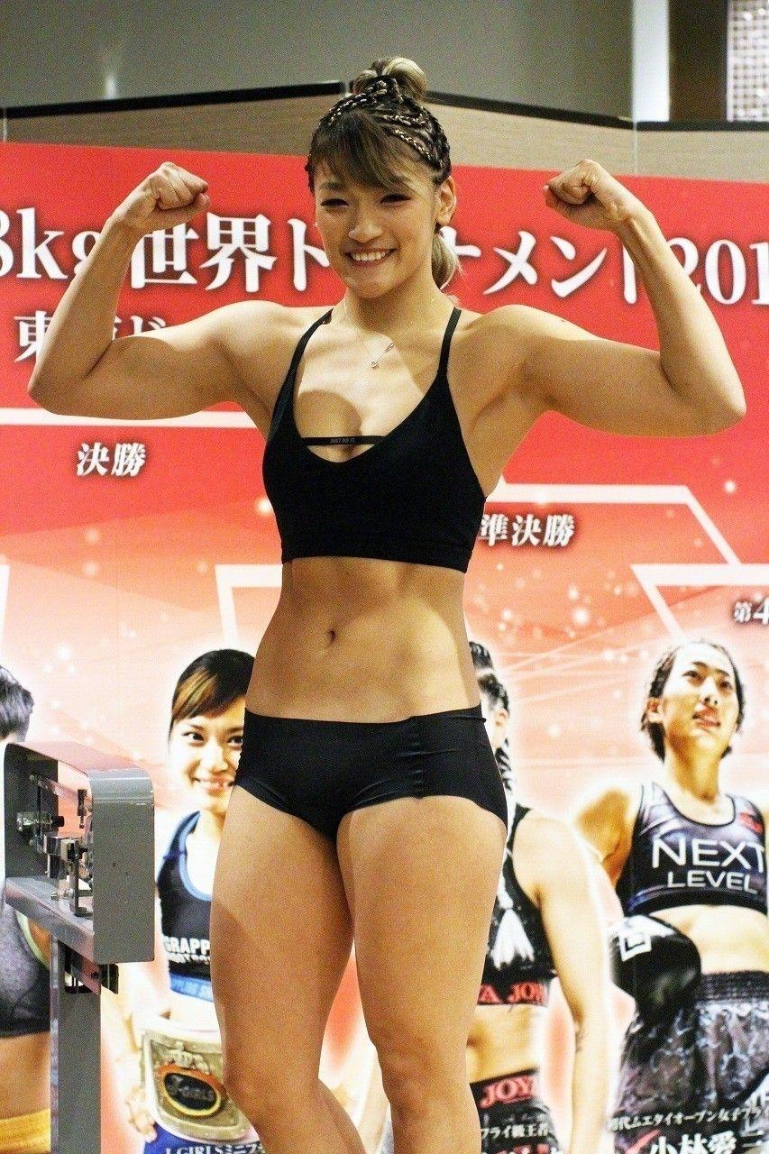 【美筋】RENAの美しい筋肉の秘密