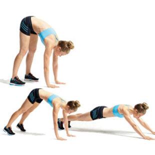 【体幹筋トレ】手・腕さらには体幹を同時に鍛えられるトレーニングがコレだ!