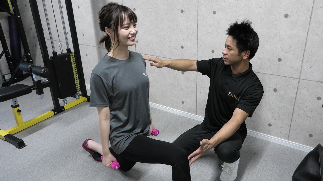 【理想の体 2ヶ月】効率的なトレーニングをすると、2ヶ月で効果絶大!