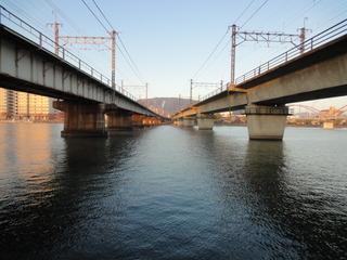 JR瀬田川橋梁