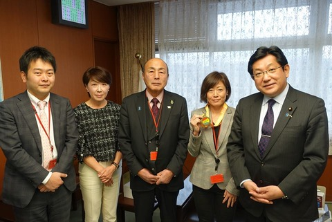 2.6日本ビーチ文化振興協会新潟支部海岸整備要望