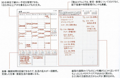141015_陰山手帳_スケジュール