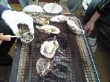 牡蠣パーティ