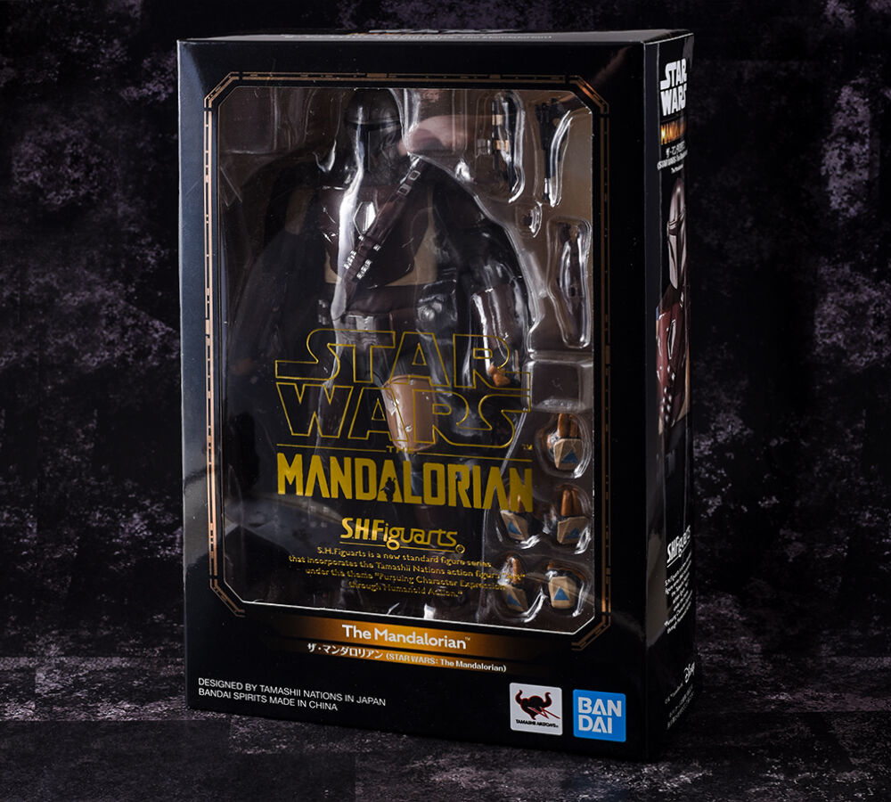 STAR WARS S.H.Figuarts - THE MANDALORIAN  0ee01531