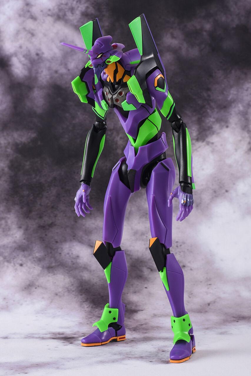 Side Eva 再び発進 6 27発売 Robot魂 エヴァンゲリオン初号機 新劇場版 撮り下ろしレビュー Tamashii Nations公式ブログ