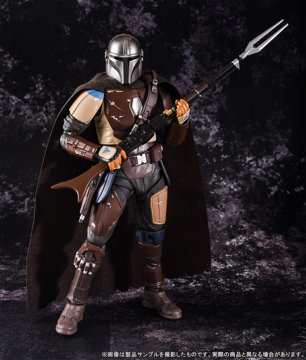 STAR WARS S.H.Figuarts - THE MANDALORIAN  Aa2565a3-s