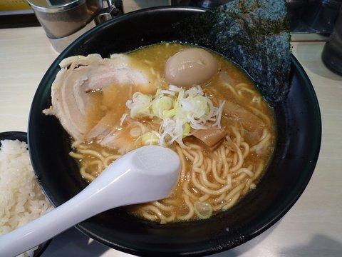 和蔵・らーめん+味玉