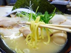 三代目家丸山製麺