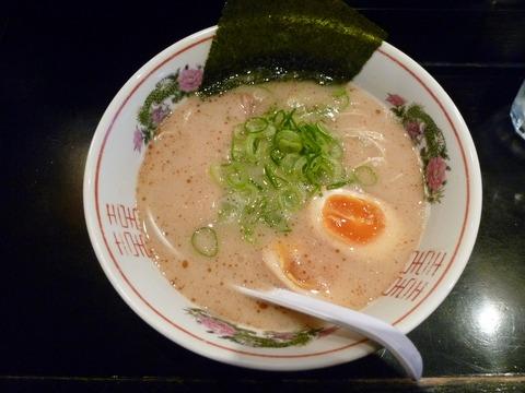 博多らーめん+味玉
