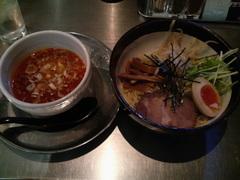 ZUND−BAR冬の味噌つけ麺2