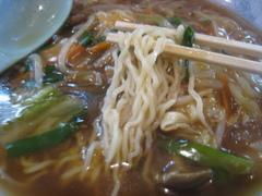 味の十八番・麺