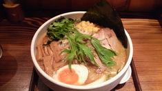 くらかど濃厚味噌ら〜麺1