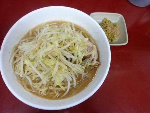 スモジ少なめラーメン+和っカレー