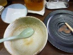麺國屋 完食