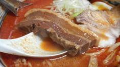 流特製味噌・角煮チャーシュー