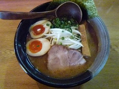 らぁ麺+味玉