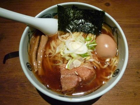 味玉角煮らー麺