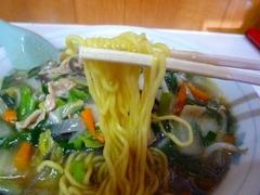 三幸苑 麺