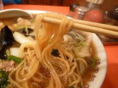 横浜飯店 麺