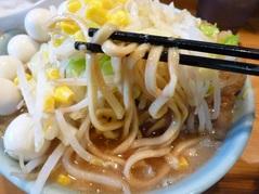 プチ二郎・麺